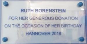 Ruth Borenstein (Foto - Juli 2018) zugeschnitten