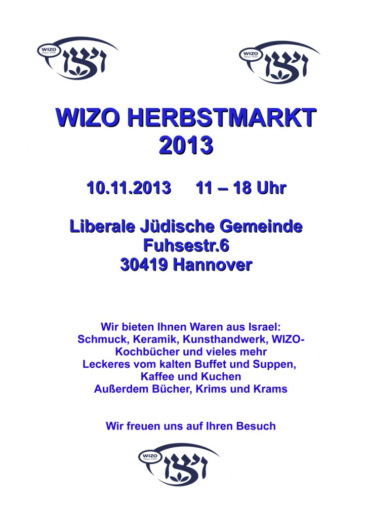 WIZO-herbstmarkt-hannover