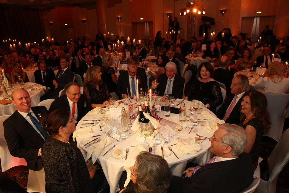 3 Oktober 2015 Wizo One Night For Children Gala I Frankfurt