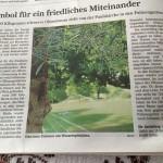 Frankfurter Rundschau vom 08.08.2015