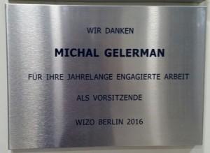 Michal Gelerman 2016 Herzliah