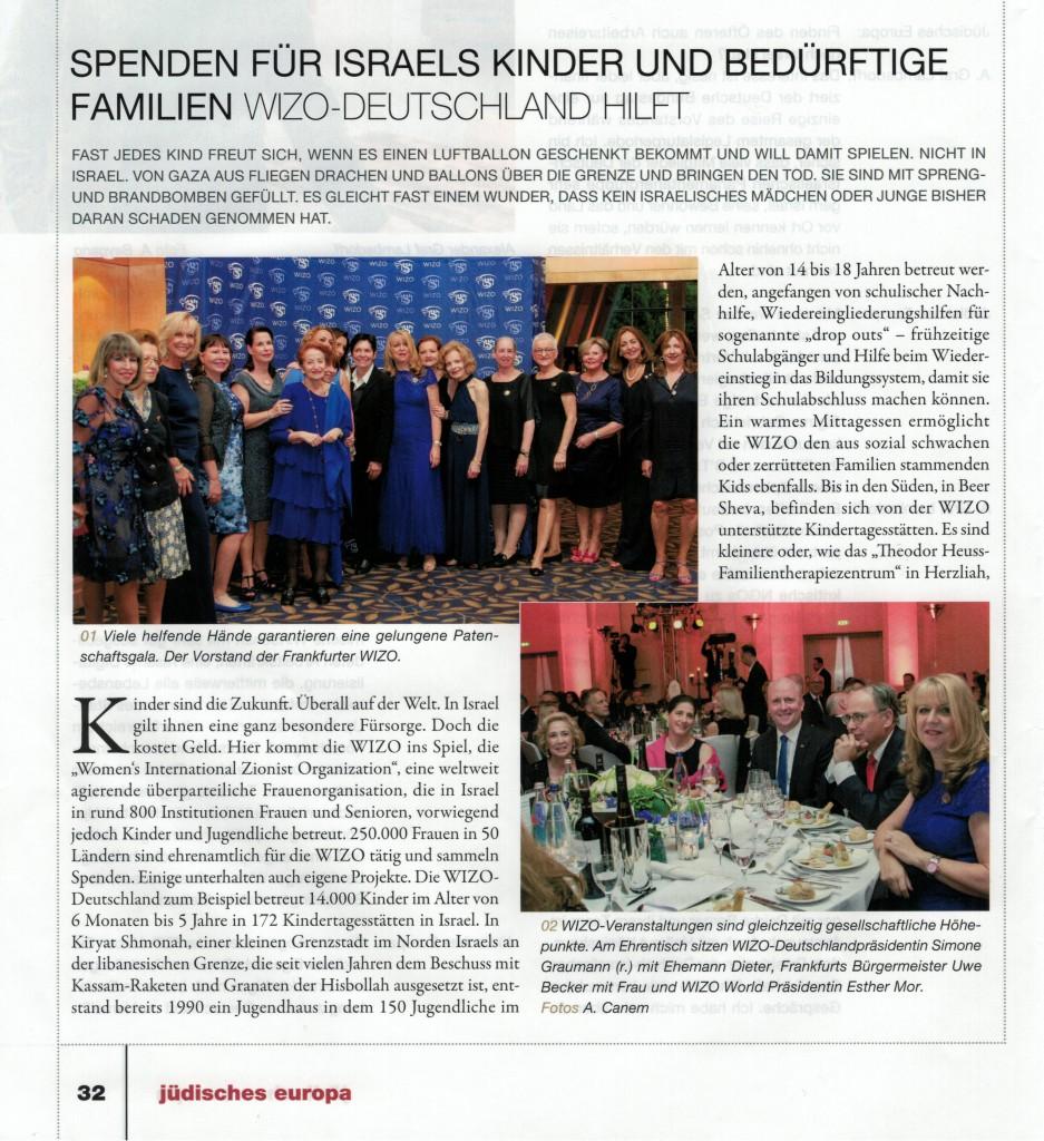 Gala 2018 Jüdisches Europa 1