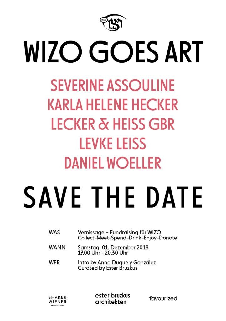 WIZO GOES ART