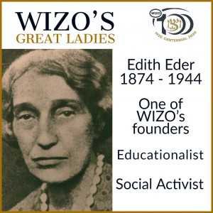 Great Ladies Edith Eder