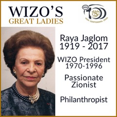 Great Ladies Raya Jaglom